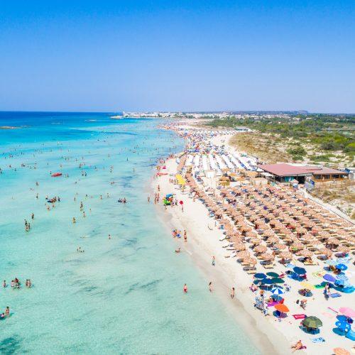 Spiagge Salento Ionico