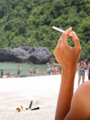 Smoke free beaches: what are they?
