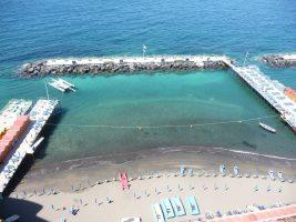 Spiaggia di San Francesco - Marina Piccola, Sorrento, Penisola Sorrentina