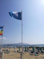 Spiaggia Foce Acqua dei Ranci, Capaccio Paestum, Campania