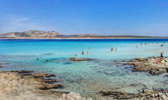Spiaggia di Stintino, Sardegna