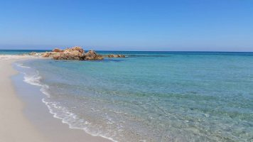 Siniscola beach