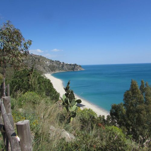 Beaches of Riviera dei Gelsomini, Calabria, Italy