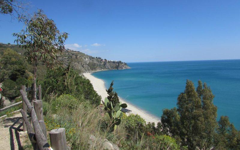 Beaches of Riviera dei Gelsomini, Calabria, Italy