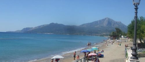 Capitello of Ispani Beach