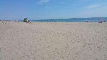Spiaggia Castel Porziano - Lazio