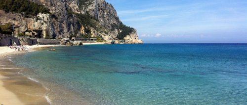 Spiaggia di Baia dei Saraceni - Varigotti - Liguria