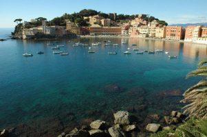 Spiaggia Baia del Silenzio - Liguria