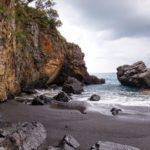 Cala Jannita Maratea - Spiaggia Nera