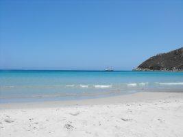 Spiaggia Cala Razza di Giunco - Sardegna