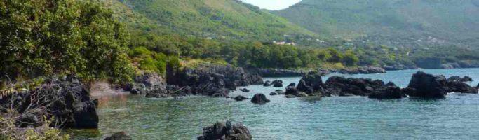 Spiaggia Cala Vecchia - Maratea