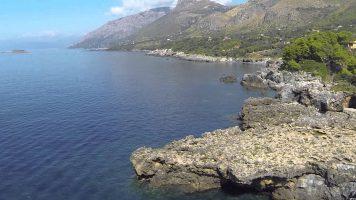 Spiaggia Calaficarra Maratea