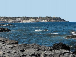 Capo Mulini - Spiaggia - Scogliera