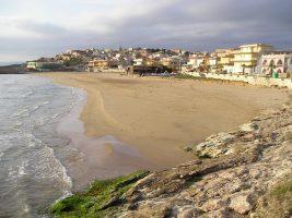 Spiaggia Cava d'Aliga