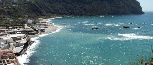 Spiaggia Cuotto - Ischia