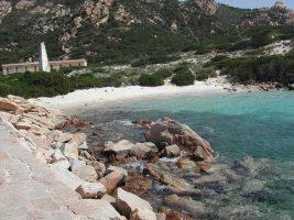 Spiaggia Isola di Spargi - Maddalena