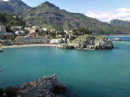 Mazzarò - Taormina - Spiaggia