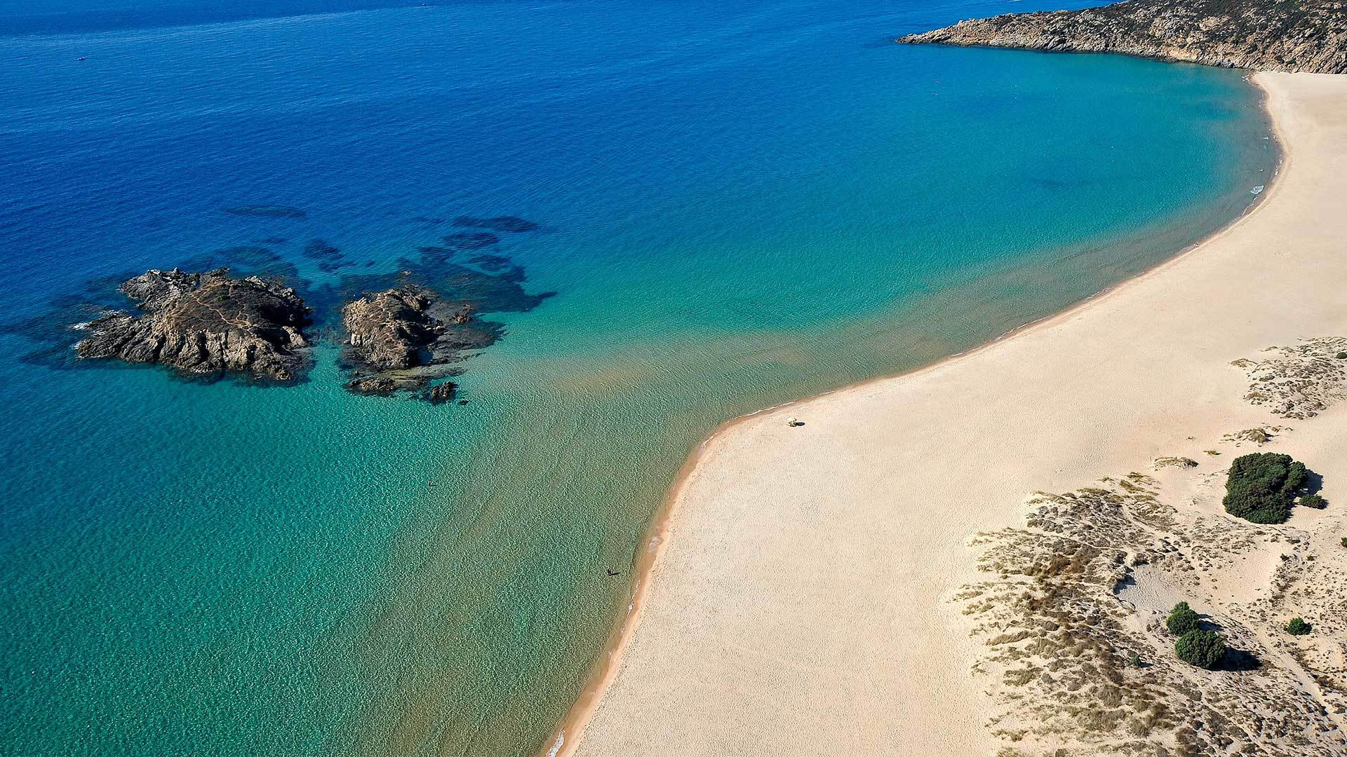 Spiaggia di Monte Cogoni
