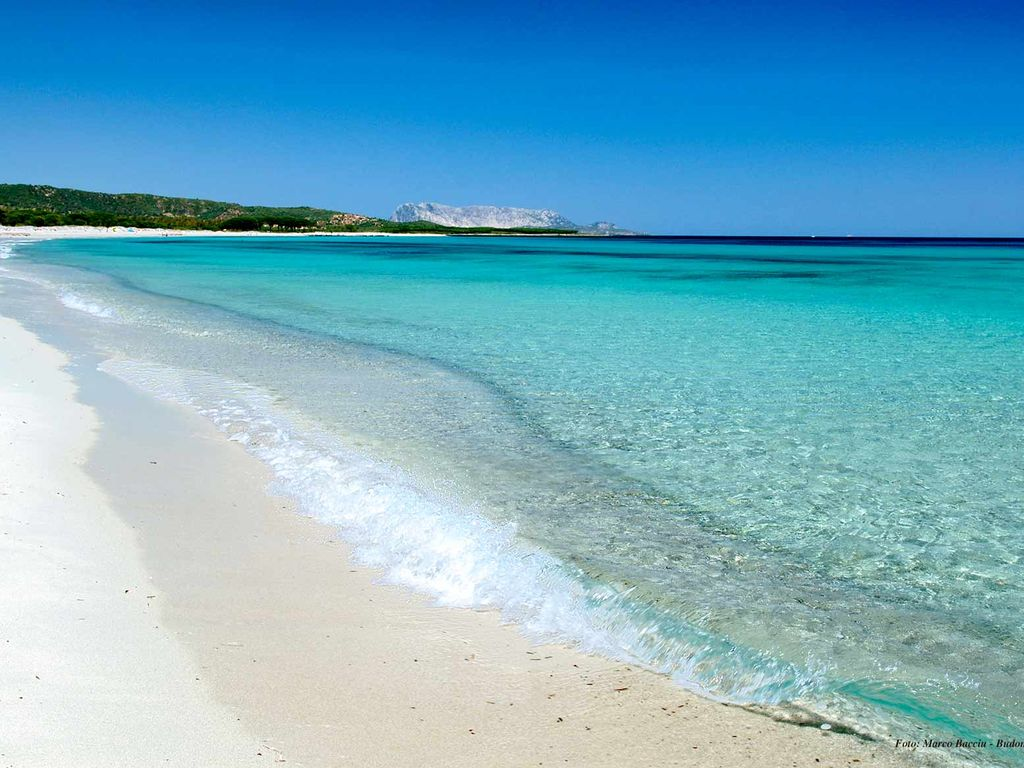 Spiaggia di pontittu ruju baia sant 39 anna trovaspiagge for Budoni mare