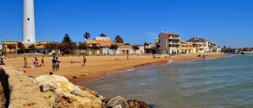 Spiaggia Punta Secca