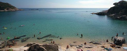 Spiaggia Cavoli - Elba