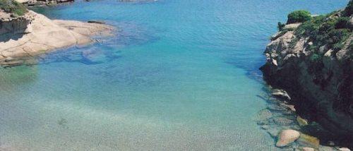 Spiaggia Compoltitu - Spiaggia Cumpoltitu