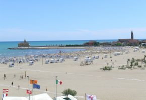 Spiaggia Madonna dell'Angelo - Caorle