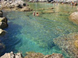 Spiaggia Mar Morto Argentario