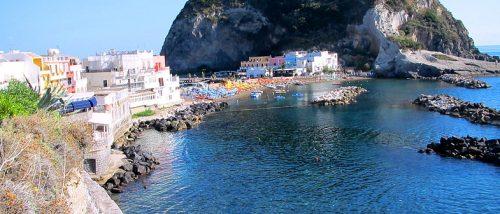 Spiaggia S'Angelo Ischia