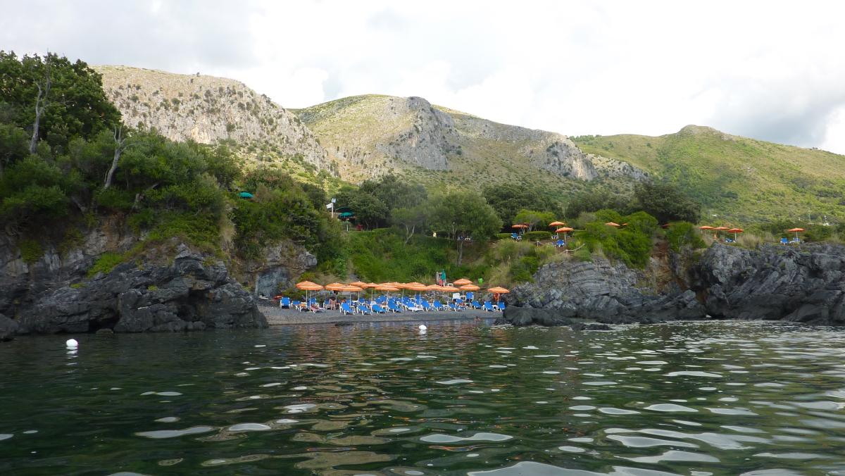 Spiaggia Illicini - Maratea - Basilicata