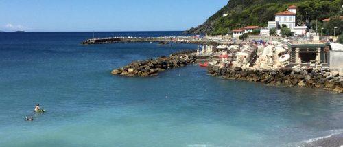 Spiaggia Quercianella - Toscana