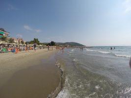 Spiaggia Marina di Andora