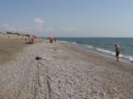 Torre Picentina spiaggia