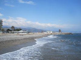 Albenga spiaggia