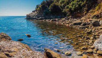 Spiaggia Aldia de li Turchi - Sardegna