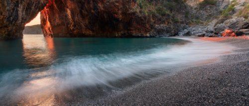 Spiaggia Arcomagno