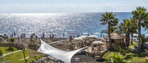 Spiaggia di Aregai Marina
