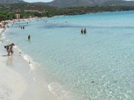 Spiaggia Baia Azzurra - Quartu Sant'Elena