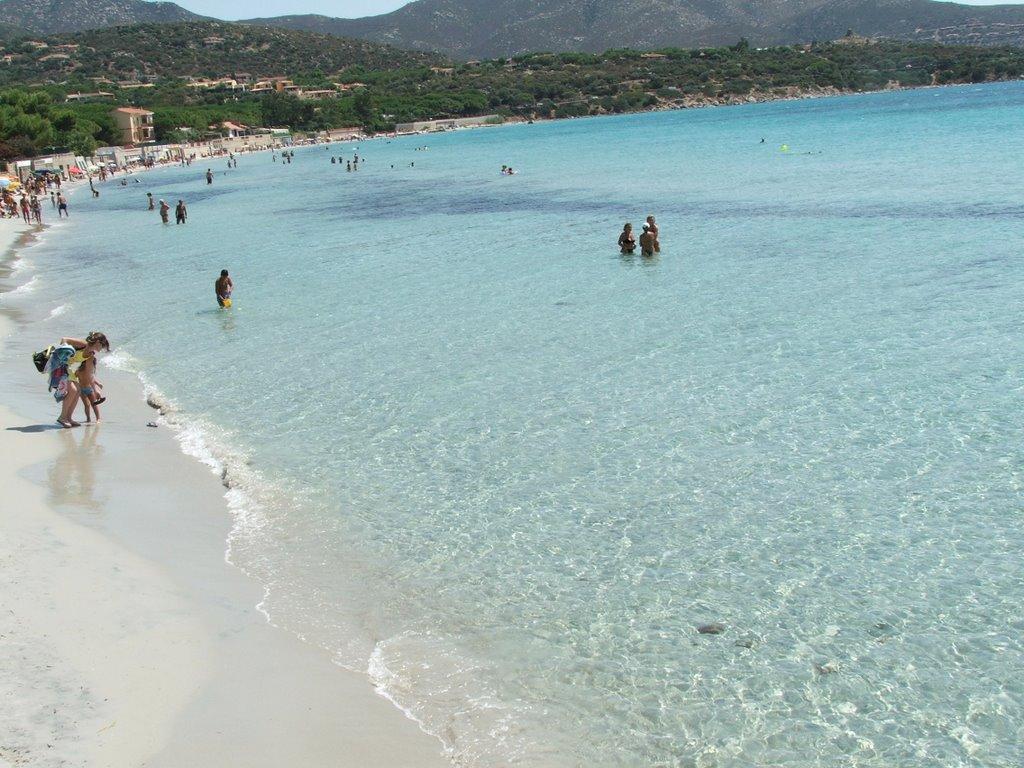 Spiaggia di Baia Azzurra