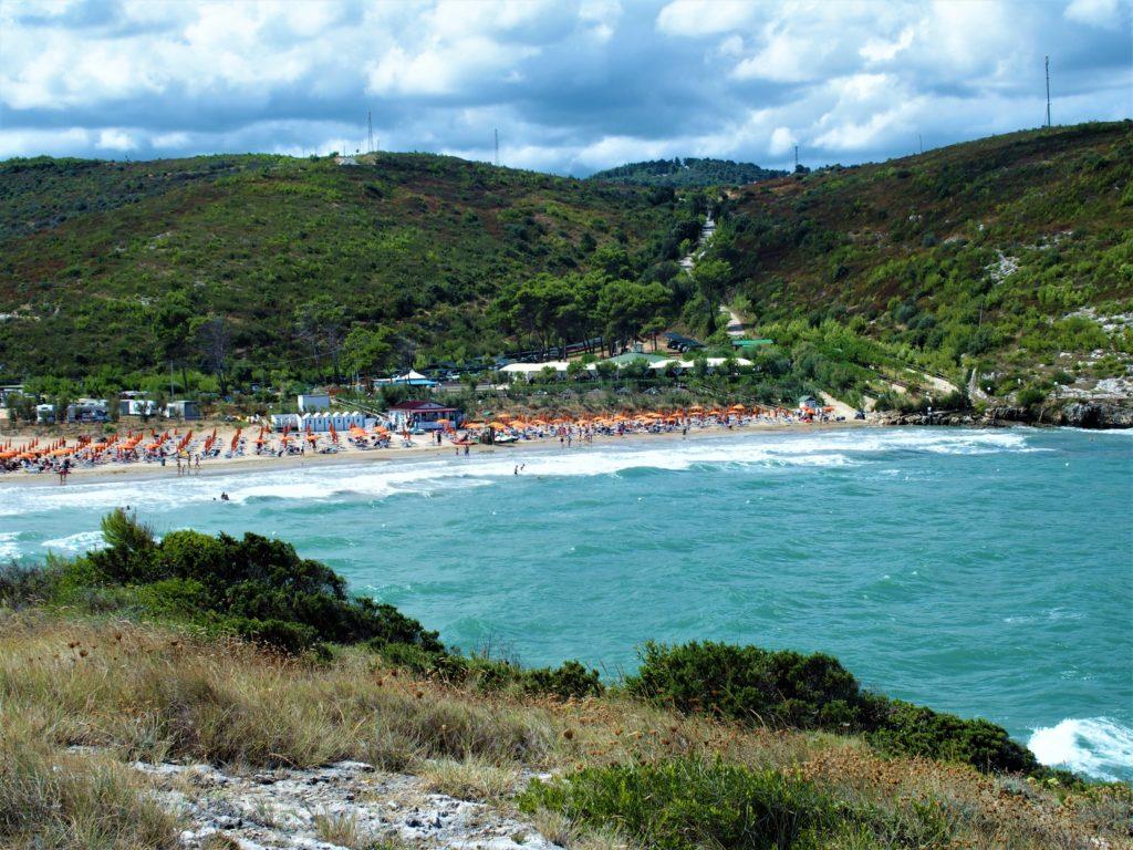 Spiaggia di Zaiana