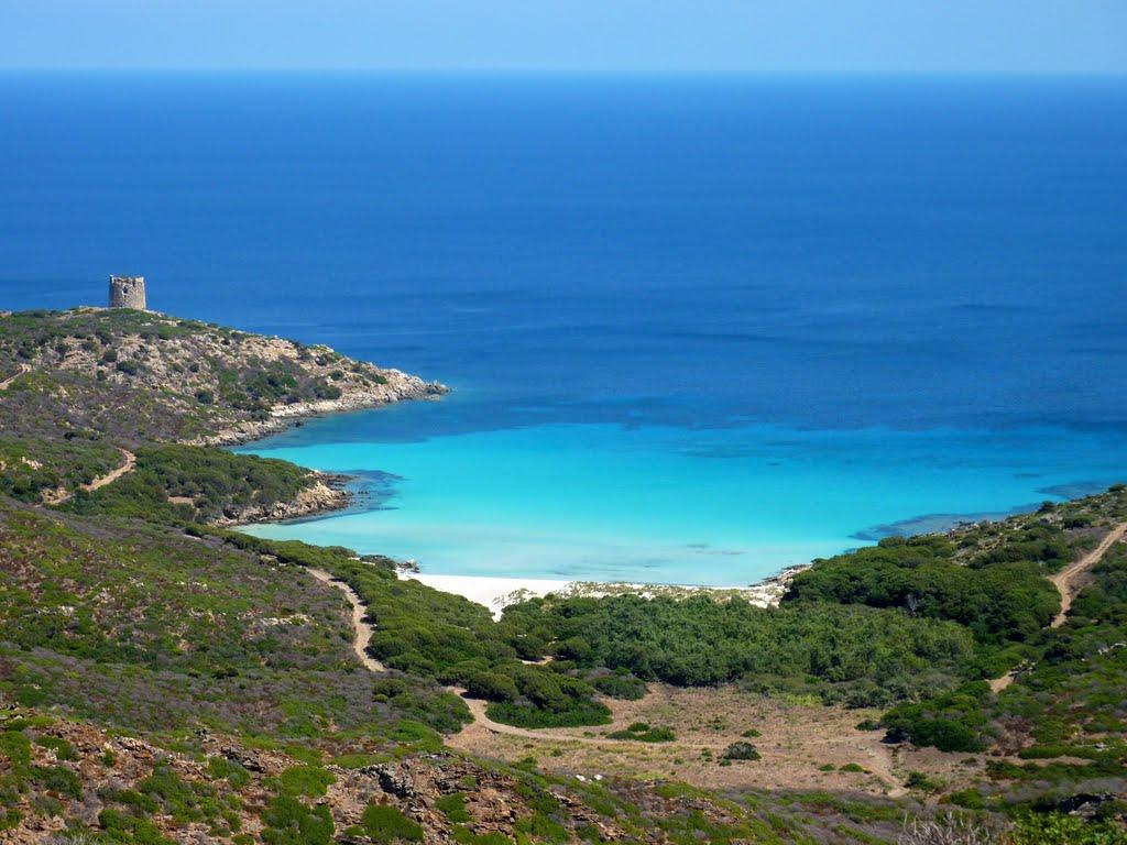 Spiaggia di Cala d'Arena