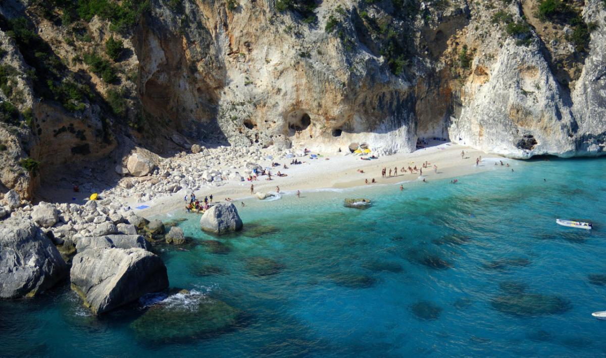 Spiaggia di Cala dei Gabbiani