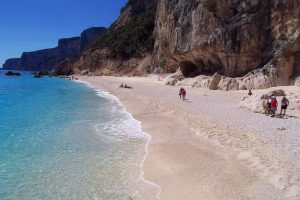 Cala dei Gabbiani - Spiaggia Santa Maria Navarrese