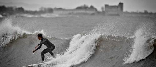 Cala della Morte - Sport Surf - Santa Marinella