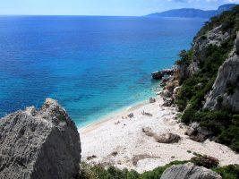 Spiaggia Cala Fuili - Cala Gonone - Dorgali