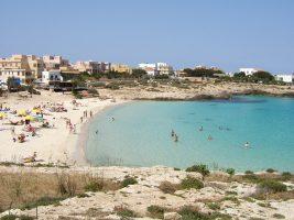 Spiaggia Cala Guitgia - Isola Lampedusa