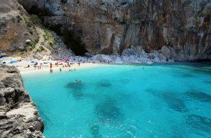 Spiaggia Cala Mariolu - Baunei