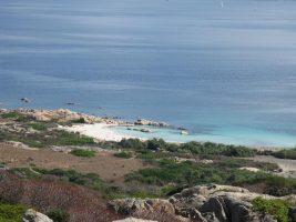 Spiaggia Cala di Sant'Andrea - Asinara