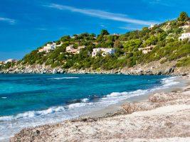 Spiaggia Cann'e Sisa - Torre delle Stelle