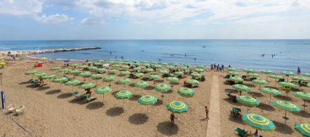 Spiaggia Casal Borsetti - Emilia Romagna